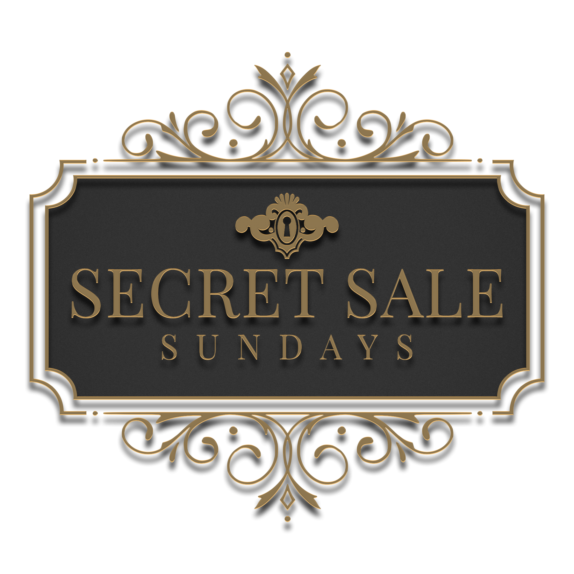 Secret Sale Sundays January 24th 2021