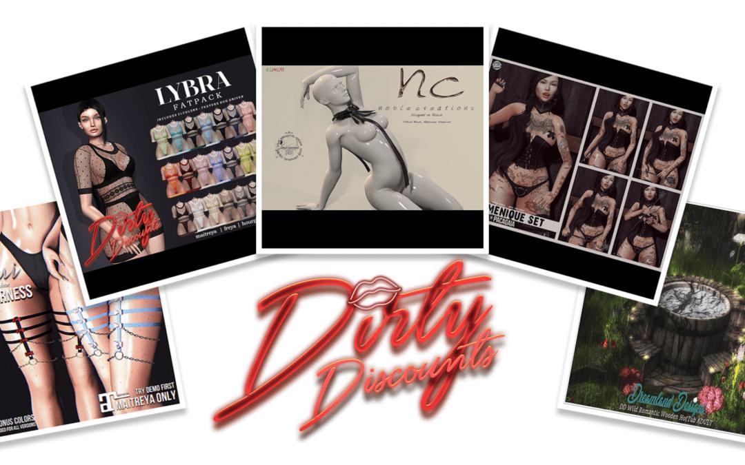 Dirty Discounts September 23rd 2020