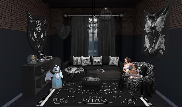 NU Goth Room